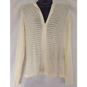 Woolrich Hooded Zip Up Jacket